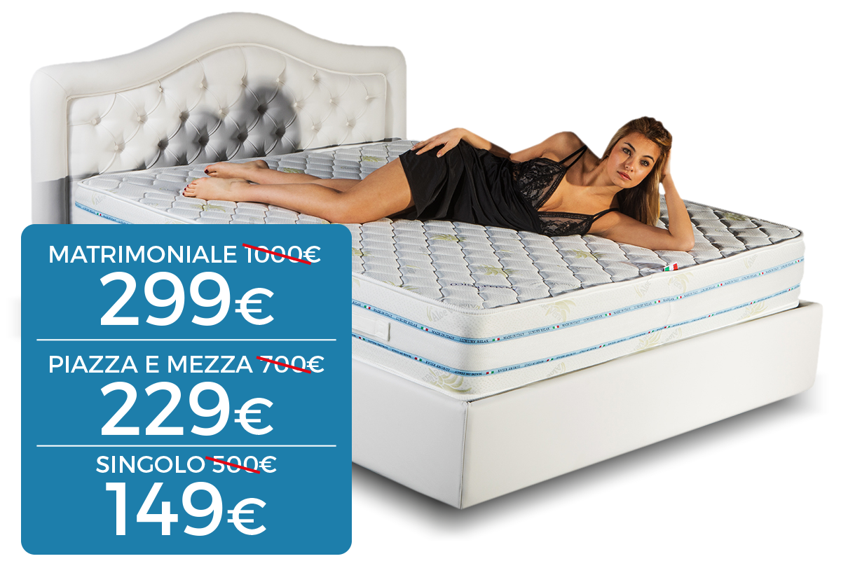 Materassi Relax.Luxury Relax